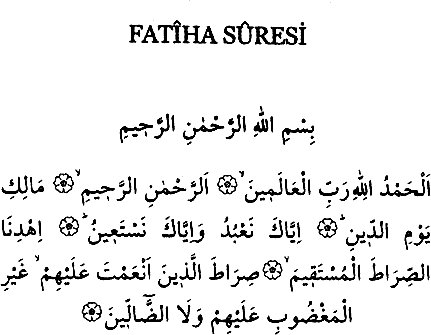 fatiha-suresi